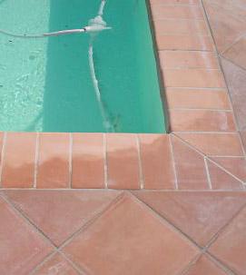 Seuils appuis margelles en terre cuite carrelage for Appui de fenetre en terre cuite